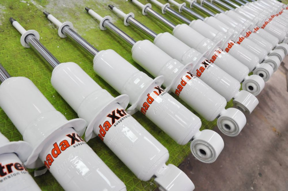 Rolling Marking (AmadaXtreme) 	Part Number Shock Absorbe