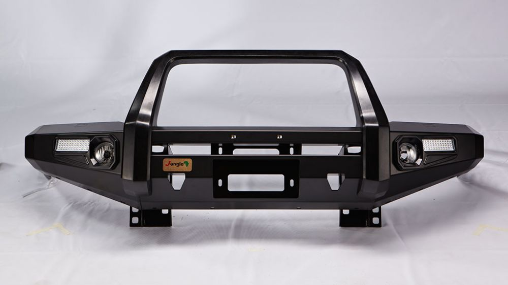 กันชนหน้า jungle4wd / PJ 112 Pick Up Brand ToyotaHilux Vigo 2005, 2008, Hilux Vigo Champ 2011+ FordRanger T6