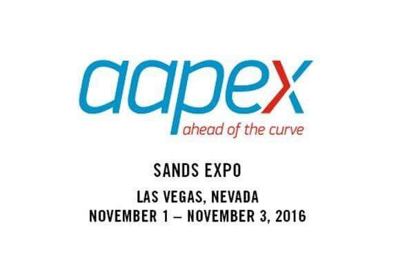 เจอกันที่ Profender at AAPEX, Las Vegas ,USA,November 1-3, 2016, Sand Expo Hall2, Booth No. 7307 Thailand Pavilion.