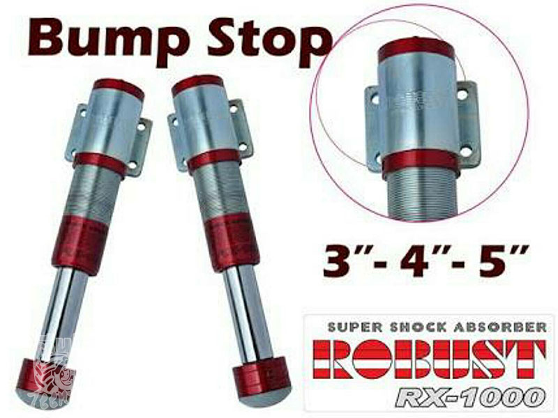 Robust Bump Stop (3-4-5 นิ้ว)