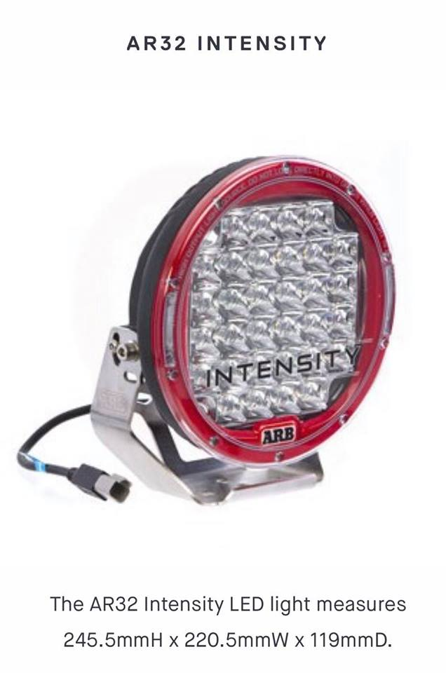 ARB Intensity ไฟ LED light
