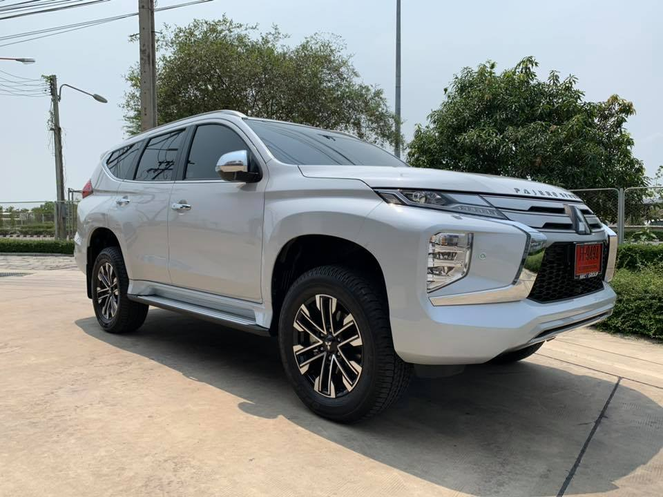 โช๊ค Oldmanemu Sport / All New Pajero Sport 2020
