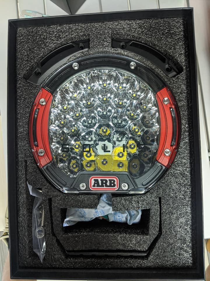 ARB 4x4 Accessories Intensity Solis LED Lights และ Old Man Emu Upper Control Arms มาถึงแล้ว