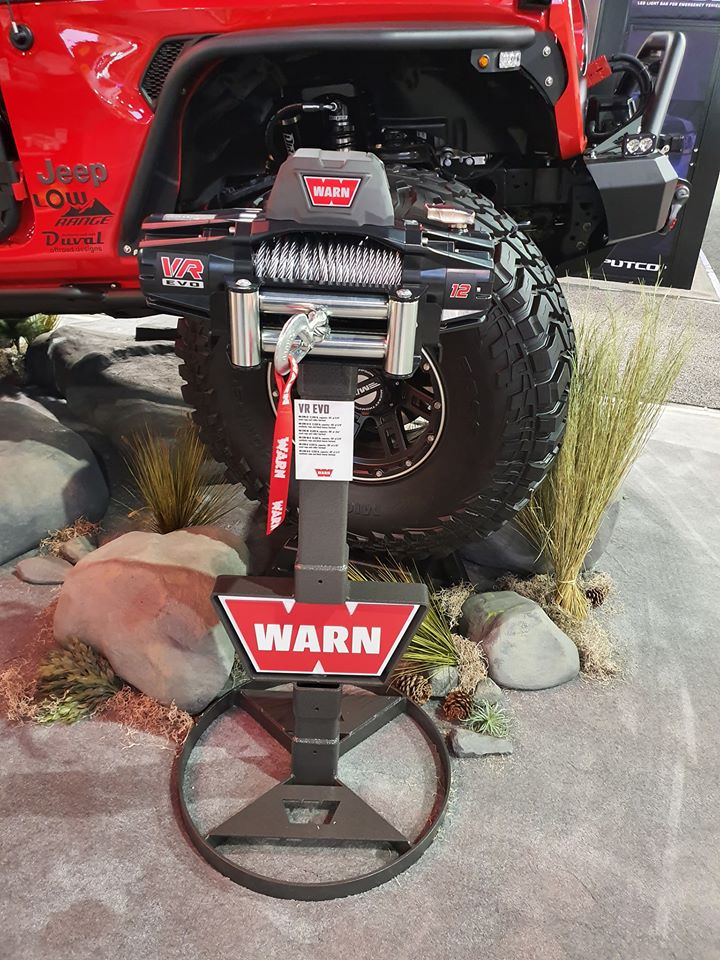 WARN 2019 ที่ Las Vegas Convention Center