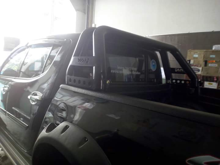 Roll Bar MT 2012 ของ YAK
