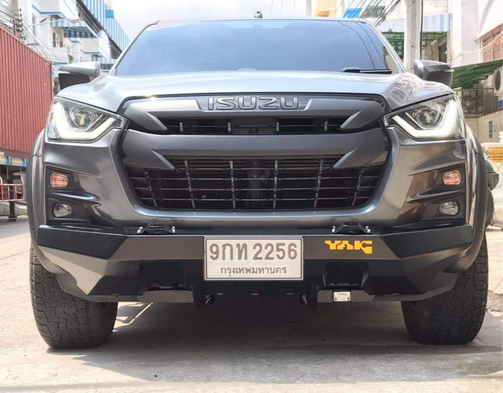 รถ ISUZU All new 2020 by YAK pulloff