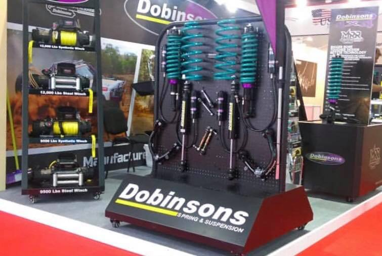 โช๊ค + สปริง Dobinsons Suspension ThailandOriginal Australia