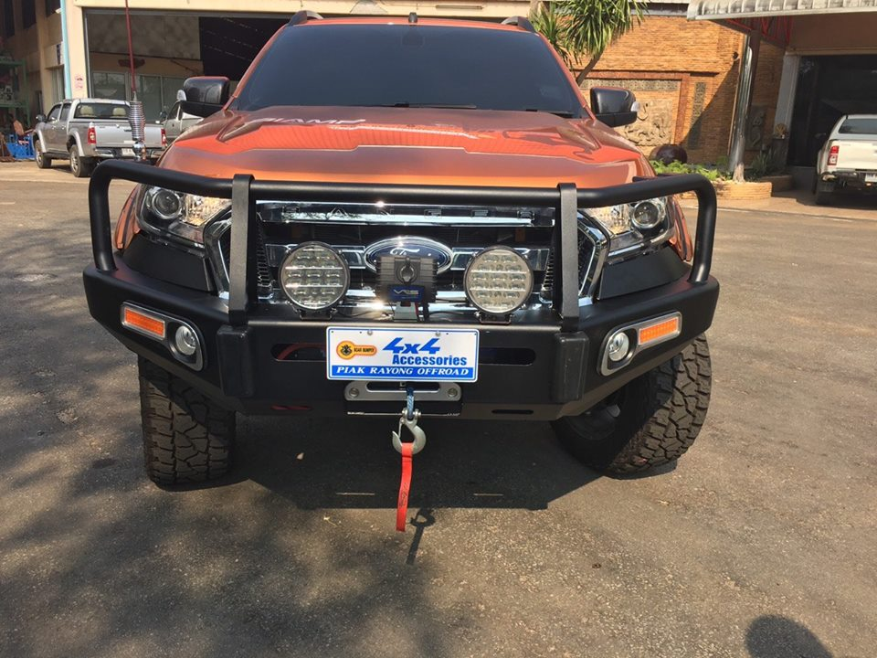 กันชน Boar Bumper New T6