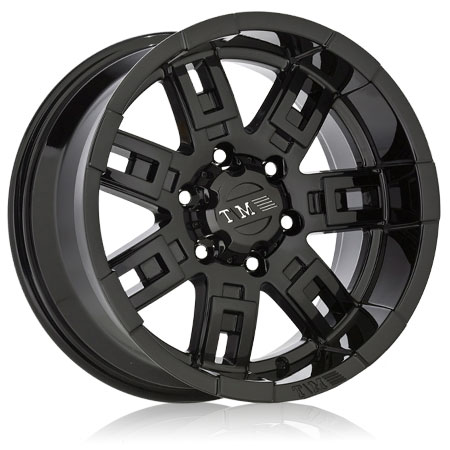 "Mickey thomson Wheel ""Model Sidebitter II"" 	Size 16x8 	Offset +0 	Colour Satin Black 	PCD 6x139.7 (5.5) 	รวมฝาครอบดุมล้อ 	วงละ 11,000"