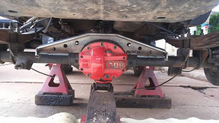 สินค้า Rock Country Dana 30 Axle Truss