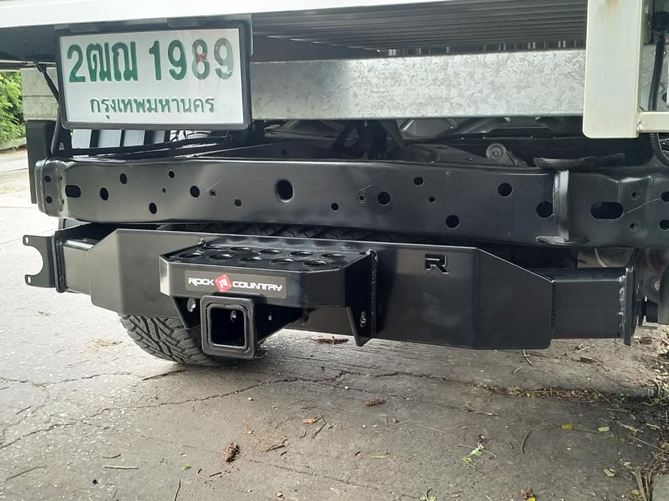 งาน Rockcountry towbar ford swb