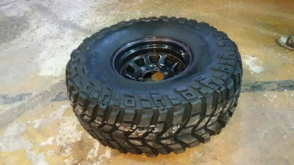 ยาง Mickey Thompson BAJA CLAW TTC (MUD)   35X12.50 R15  113Q