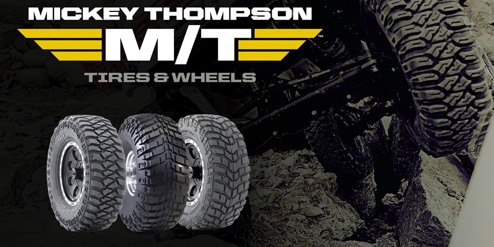 Teentoa 4Garage จำหน่ายยาง Mickey Thompson Tires USA.