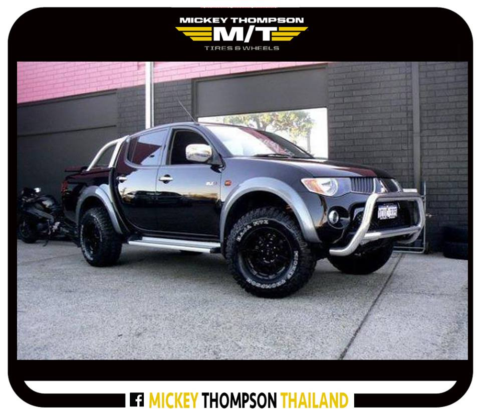 Mickey Thompso BAJA MTZ40% Road & Sand60% Dirt & Mud