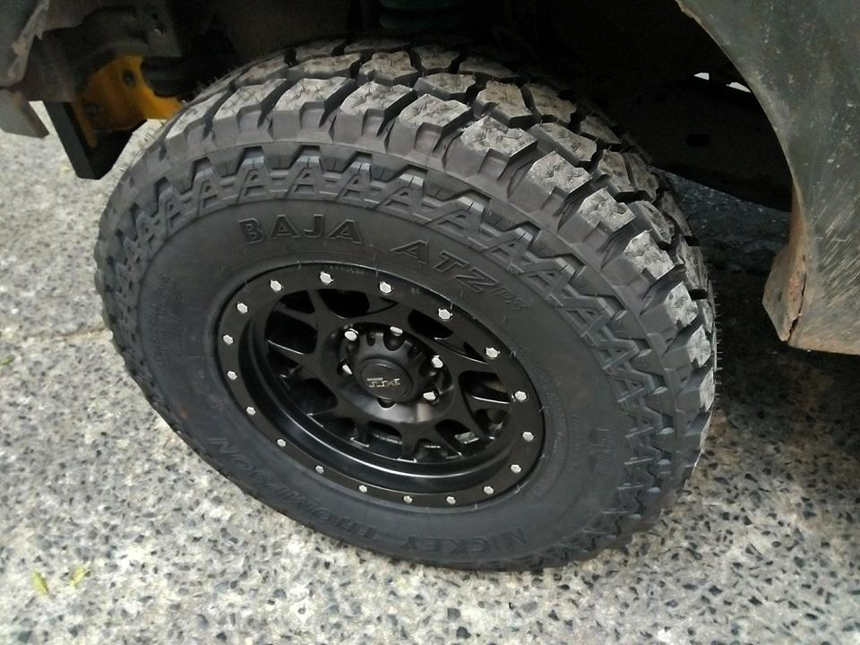 ยาง Mickey Thompson atz p3 265/75 R16