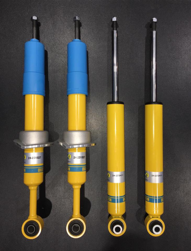 Bilstein B6 Germany- Ford Everest 2.2 & 3.2- Ford SWB 2.2 & 3.2 ชุดละ 24,500 บาท
