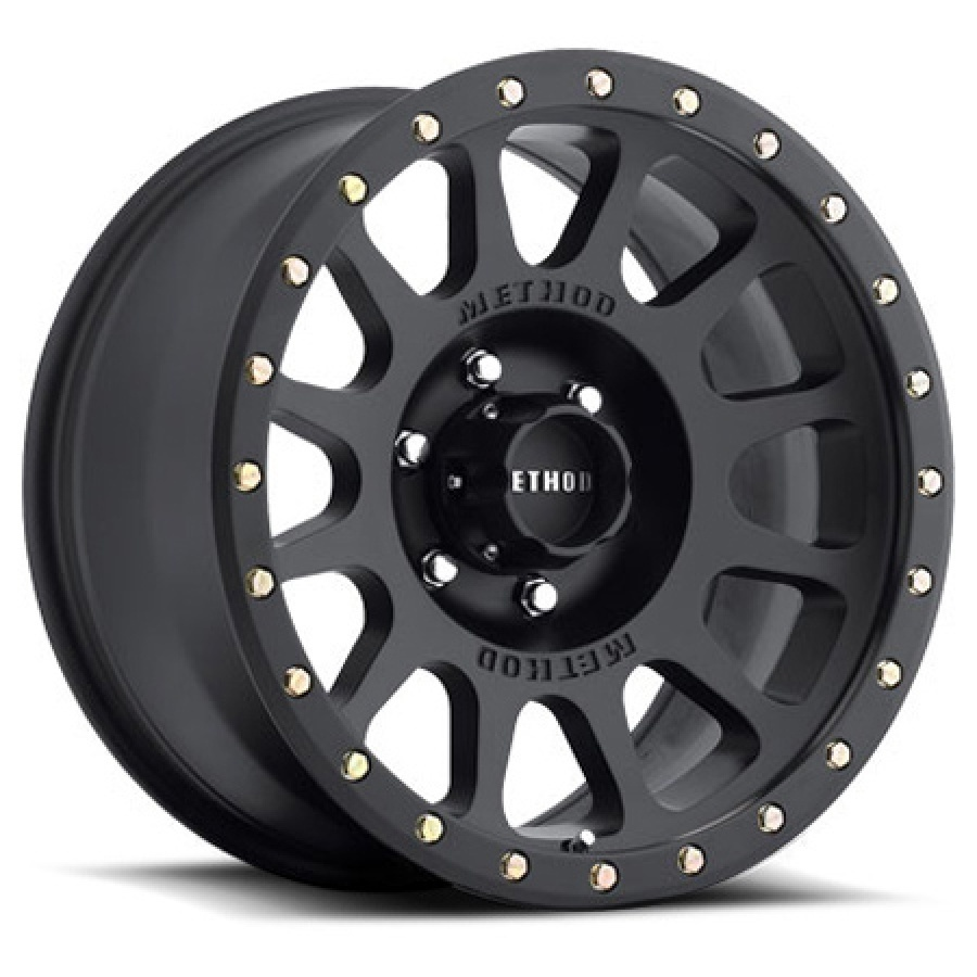 NV, 16x8.0, 0mm Offset, 6x5.5 Bolt Pattern, Matte Black Finish Product Code : 200-30568060500 SKU : MR30568060500 ราคา : 9,850 / วง