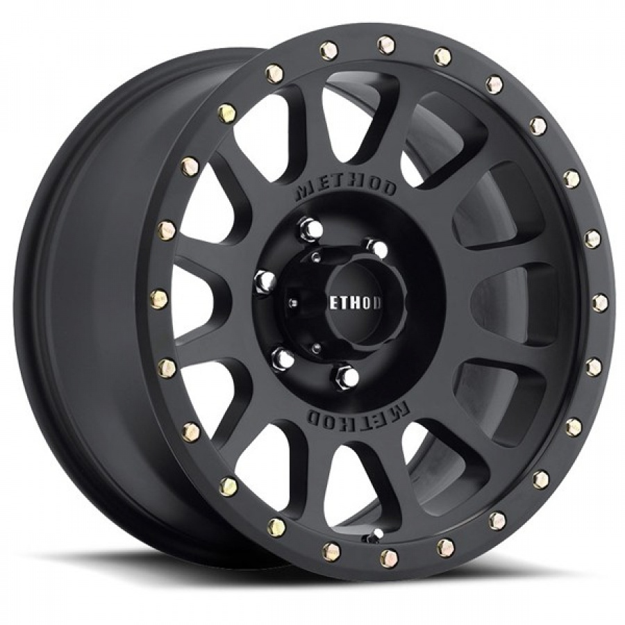 NV, 20x9.0, +18mm Offset, 6x5.5, Bolt Pattern, Matte Black Finish Product Code : 200-30529060518 SKU : MR30529060518 ราคา : 14,170 / วง