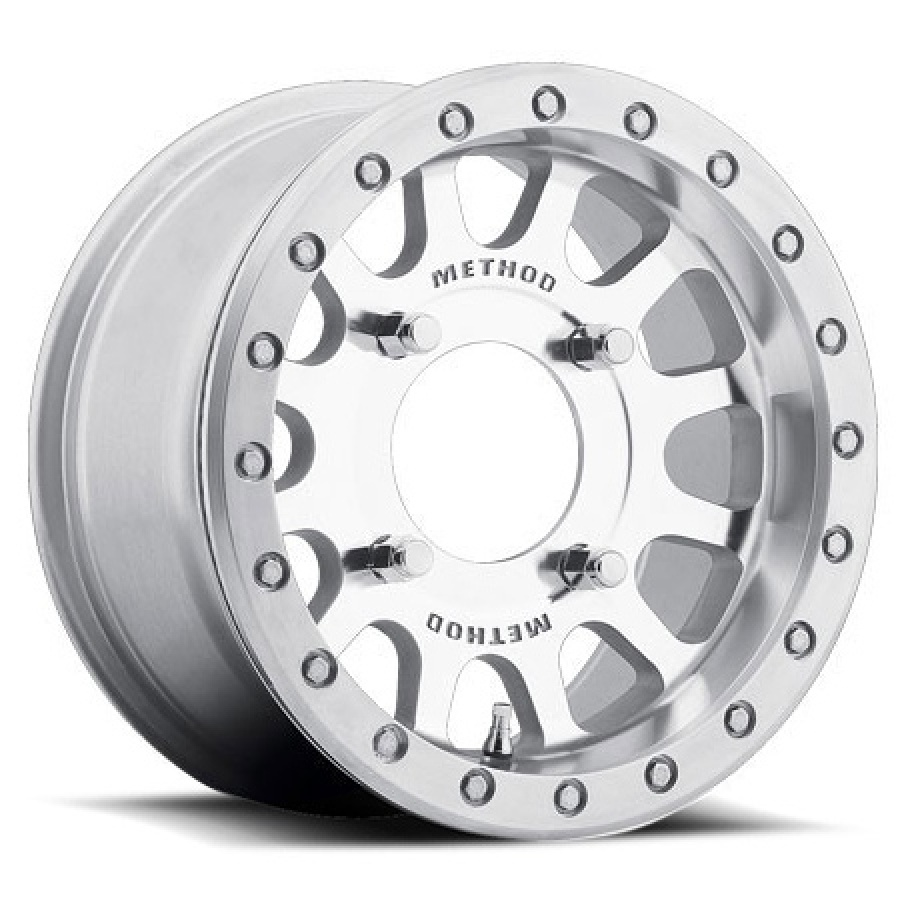MR401, 14x7 UTV wheel, 5+2/+38mm, offset, 4x156mm bolt pattern, Machine finish. BeadlockProduct Code : 200-40147046352B SKU : MR40147046352B ราคา : 13,000 / วง