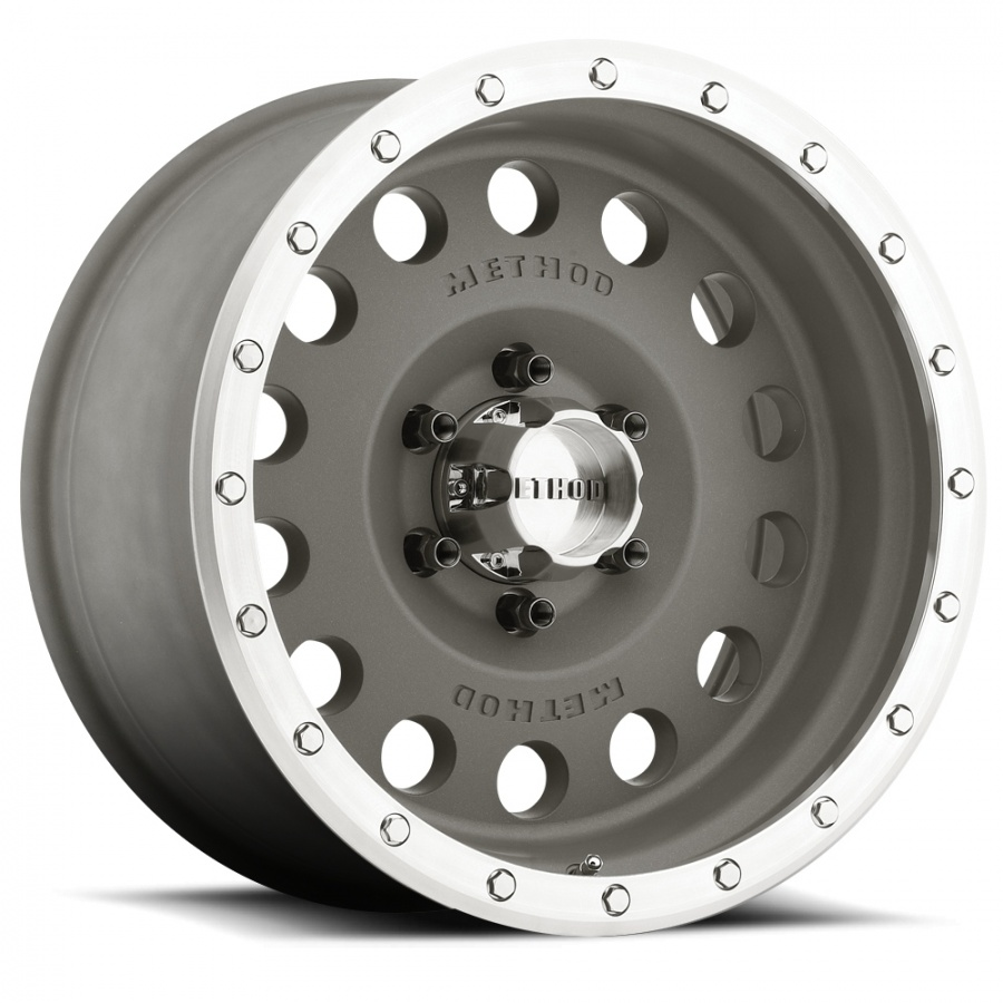 Hole, 16x8 with 6 on 5.5 Bolt Pattern - Magnesium Gray with Machined Street Lock Product Code : 200-30768060700 SKU : MR30768060700 ราคา : 10,500 / วง