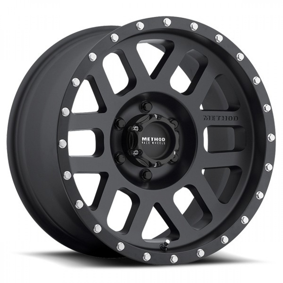 Mesh, 17x8.5, 0mm Offset, 6x5.5 Bolt Pattern, Matte Black FinishProduct Code : 200-30678560500 SKU : MR30678560500ราคา : 10,980 / วง Mesh 18x9 , +18 mm Offset 6x139.7 Bolt Pattern , Matte Black FinishProduct Code : 200-30689060518 SKU : MR30689060518ราคา : 13,100 / วง