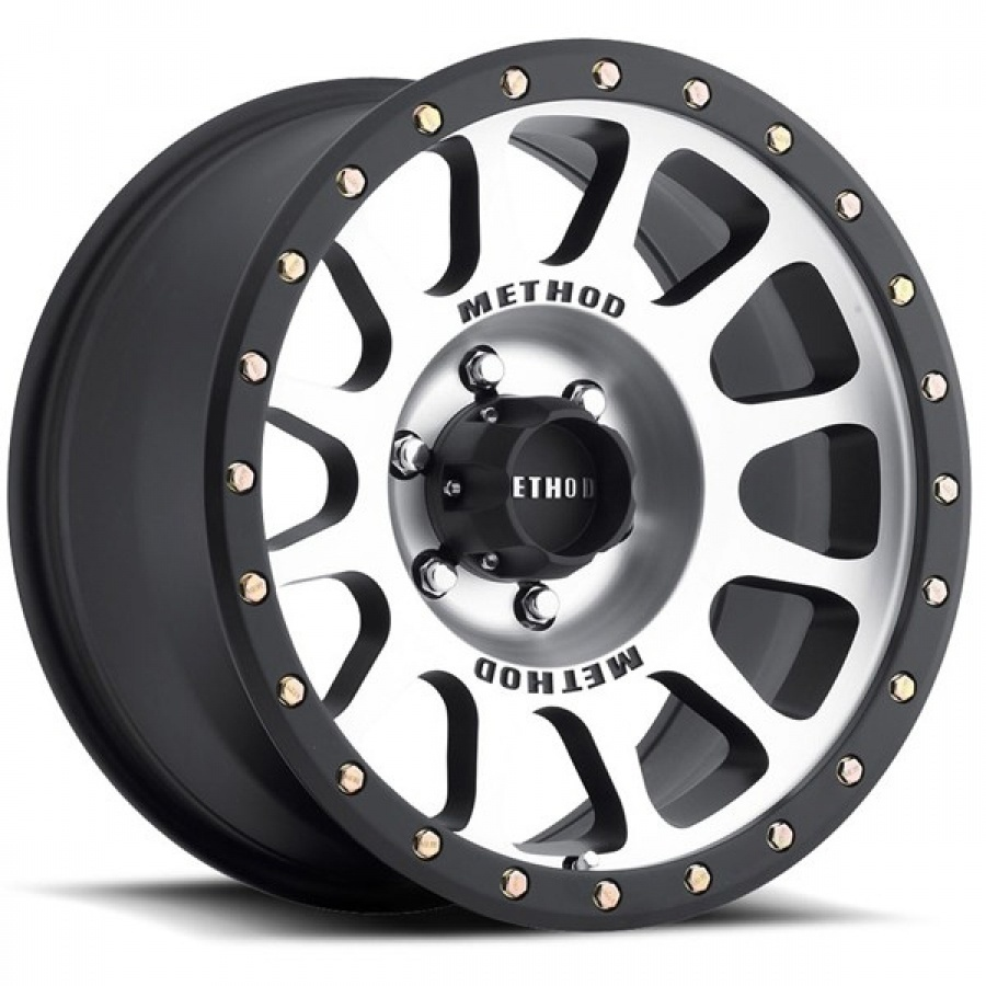 NV, 17x8.5, 0mm Offset, 6x5.5 Bolt Pattern, Machined with Matte Black Lip Product Code : 200-30578560300 SKU : MR30578560300 ราคา : 10,970 / วง