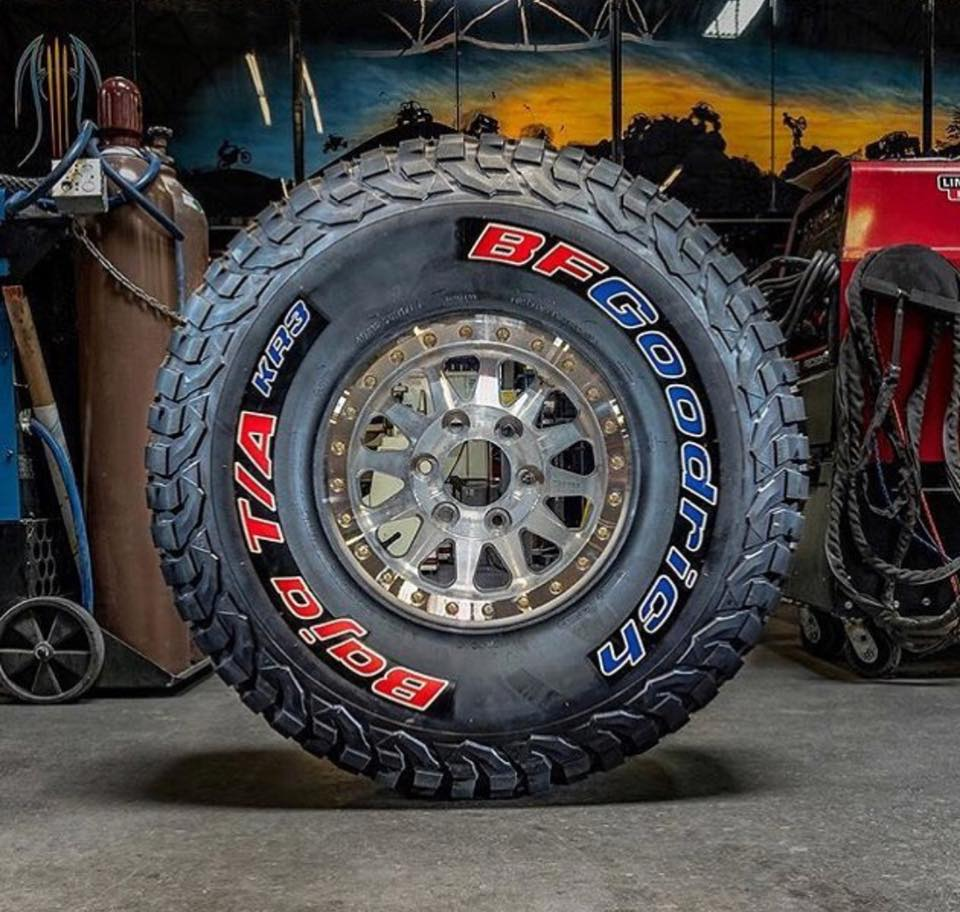 ล้อ methodrace wheels MR101 Forge Beadlock