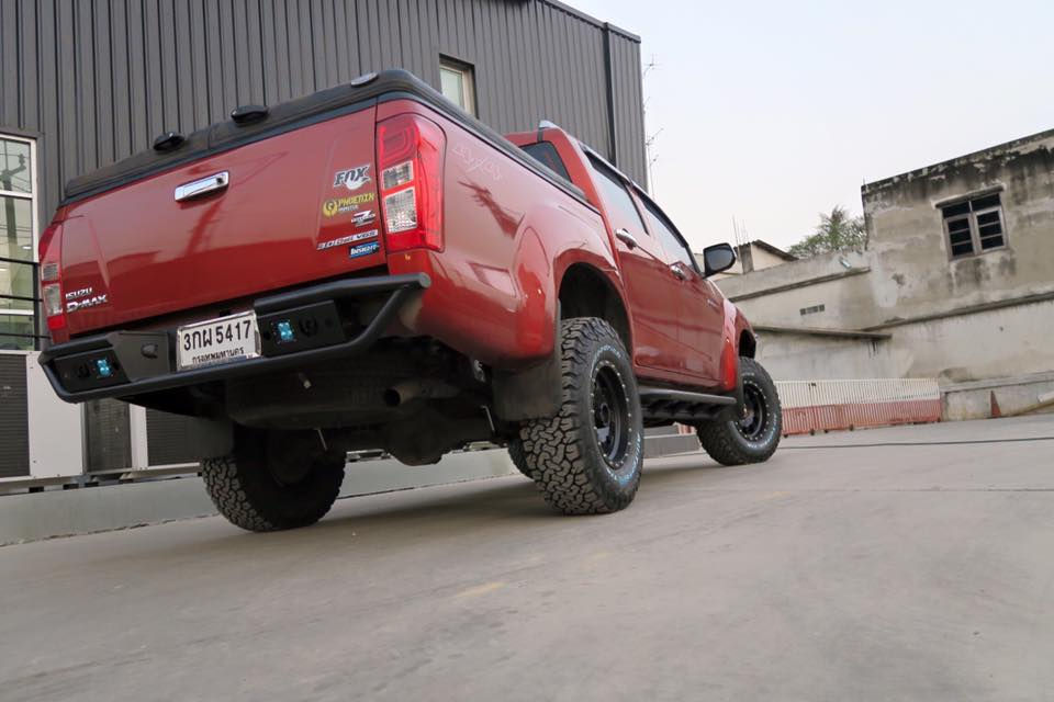 New Hybrid Bumper for Isuzu Vcross 2015-2012Available now !