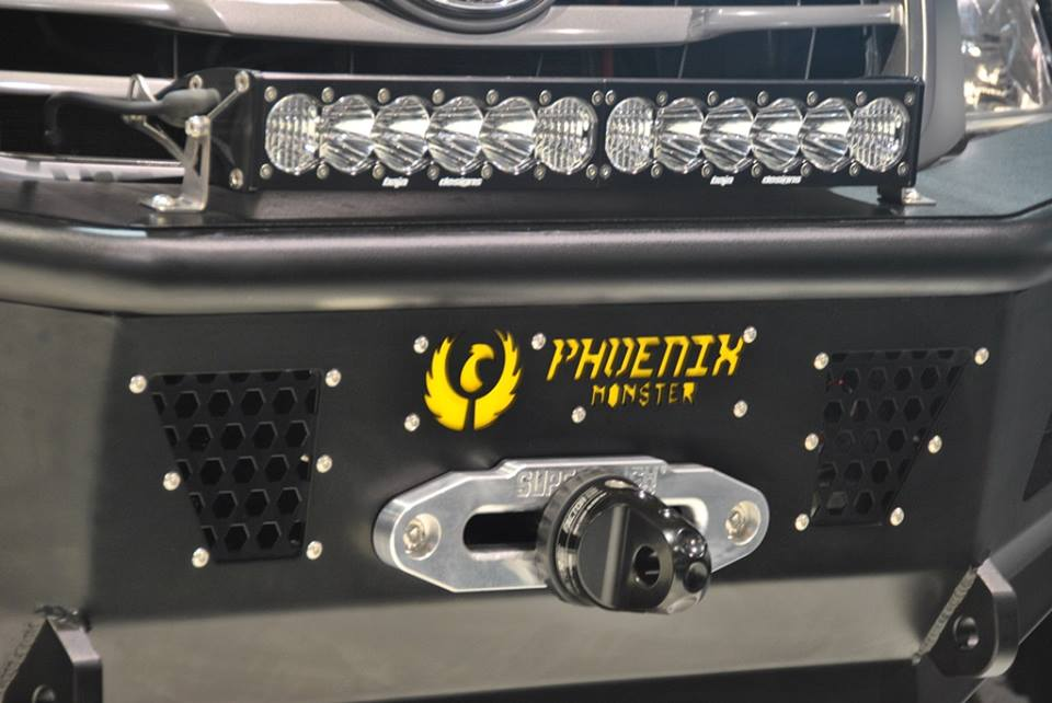 Phoenix Monster product Made from state of art machined , high quality to the off-road industry We proud of THAILAND MADE PRODUCT.