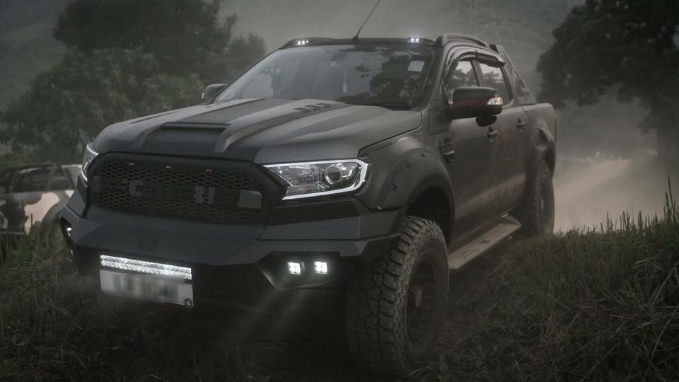 Nighthawk series with ford ranger T6 2015+