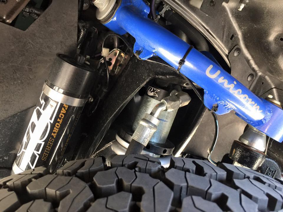 โช้ค Fox Racing Shox รถ Ford Ranger MC
