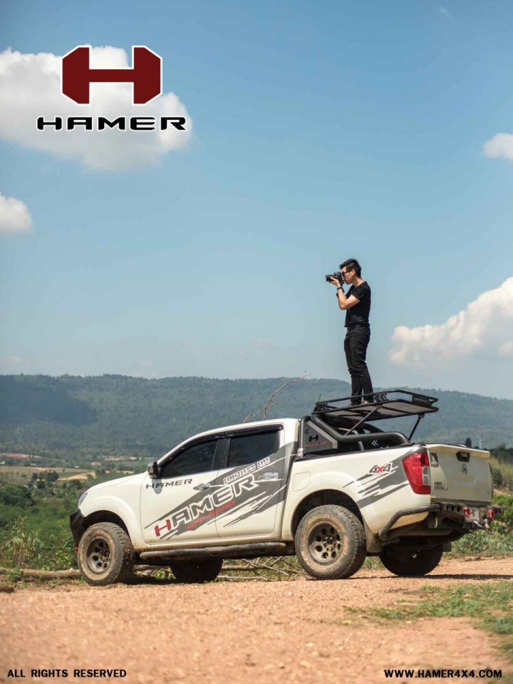 """ A Journey to Remember "" กับ HAMER4X4 ACCESSORIES"