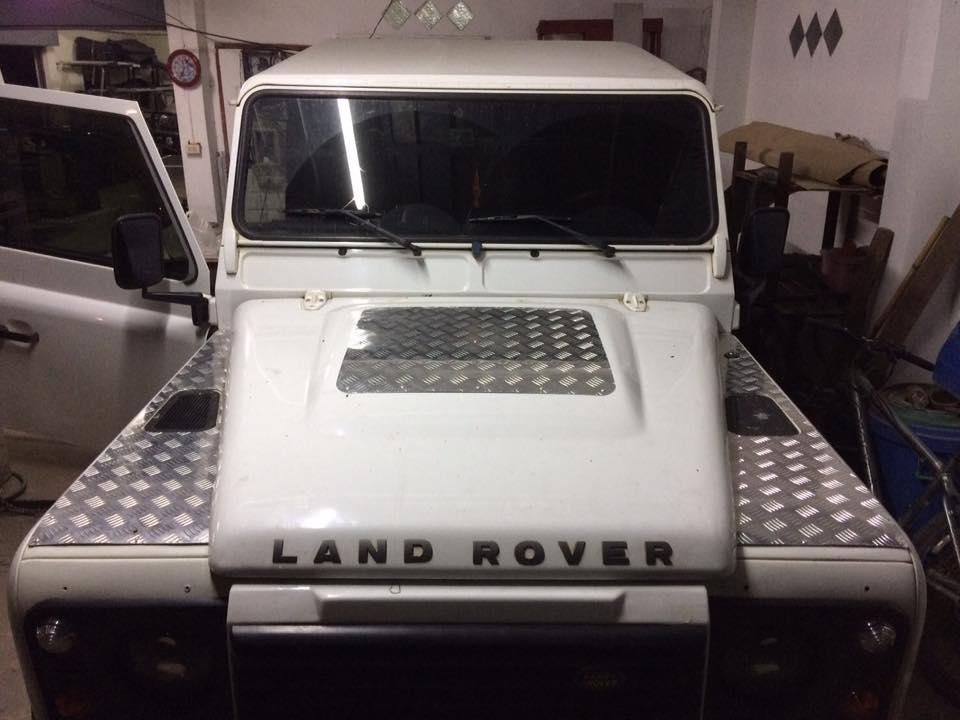งาน Made by Order LAND ROVER.