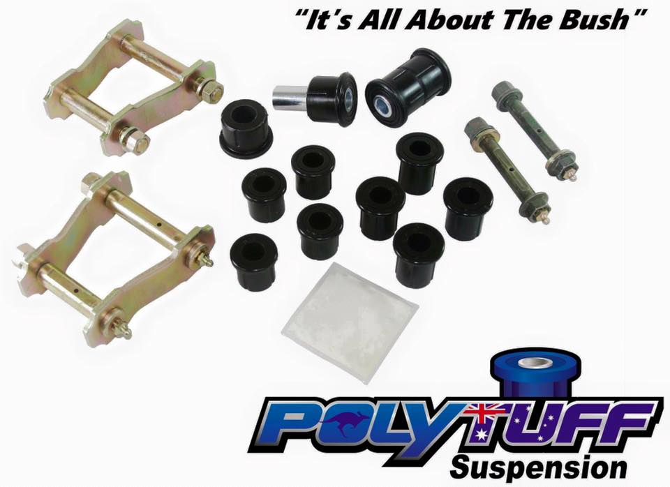 "สินค้า PolyTuff Automotive ""It's All About The Bush"""
