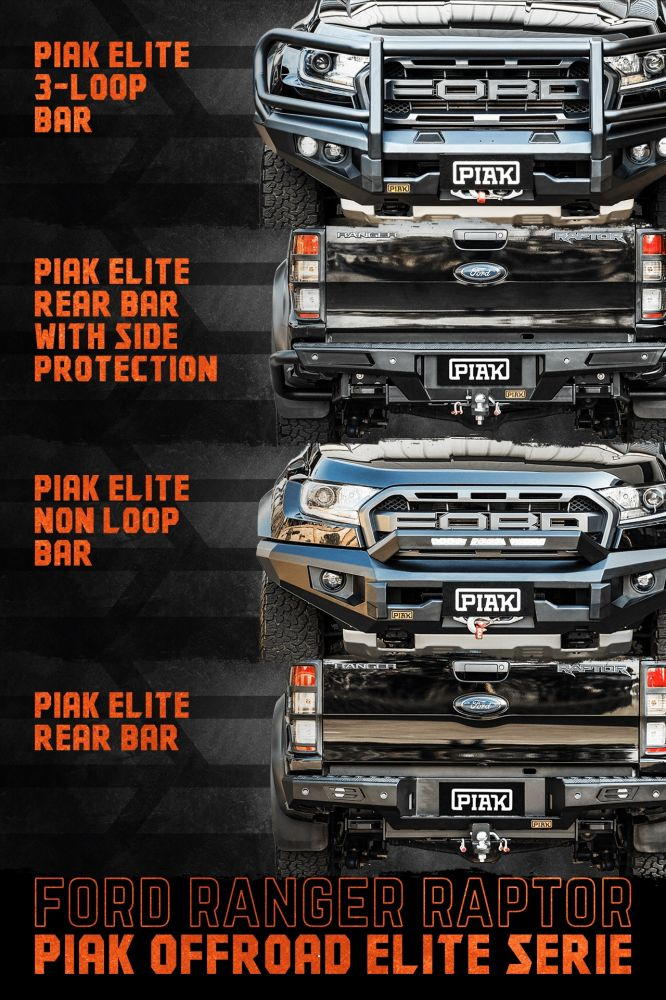 รถ FORD RANGER RAPTORPIAK OFFROAD ELITE SERIEREADY TO ROCK !!!